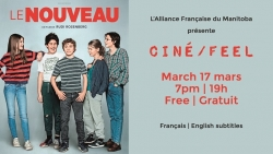 CINEMA: Le Nouveau (The New Kid)