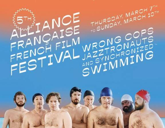CINEMA: 5th Alliance Française French Film Festival