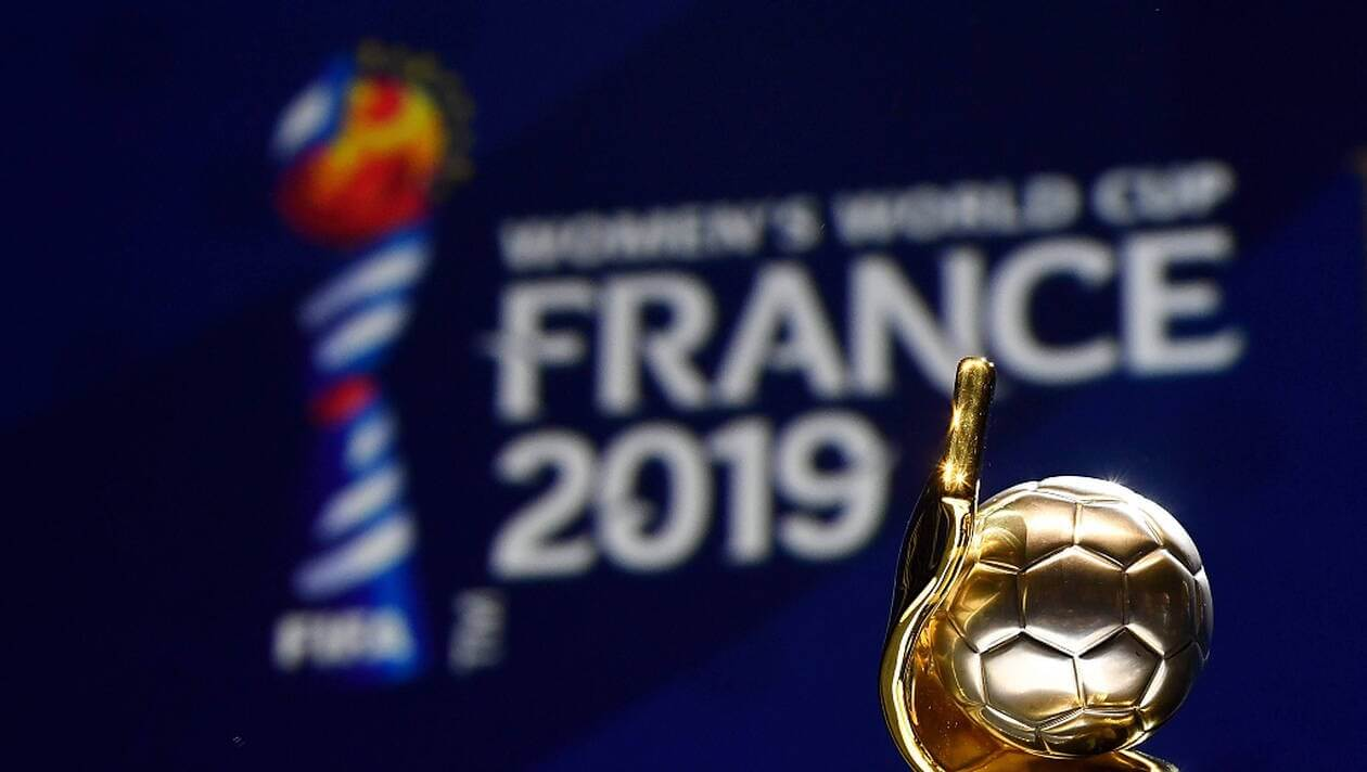 FRANCE - NIGERIA / Women's Soccer World Cup